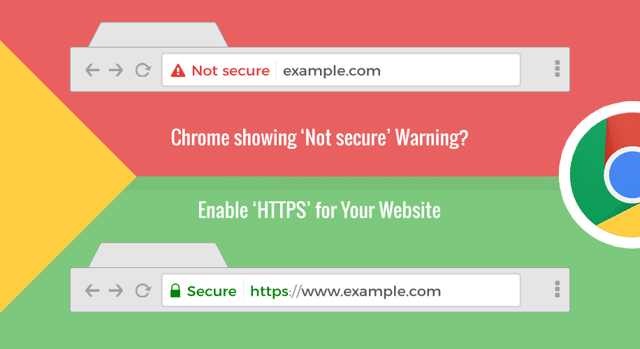 https not secure