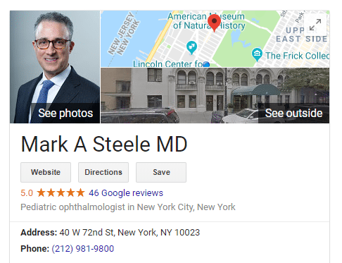 Mark Steele MD